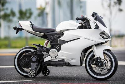 Siêu xe mô tô điện trẻ em SX 1628 – thiết kế siêu ngầu